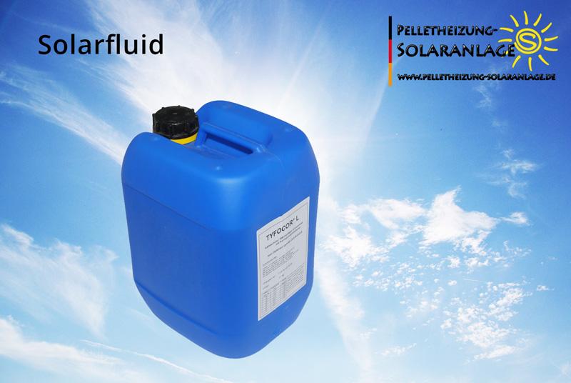 Solarfluid, Solarflüssigkeit