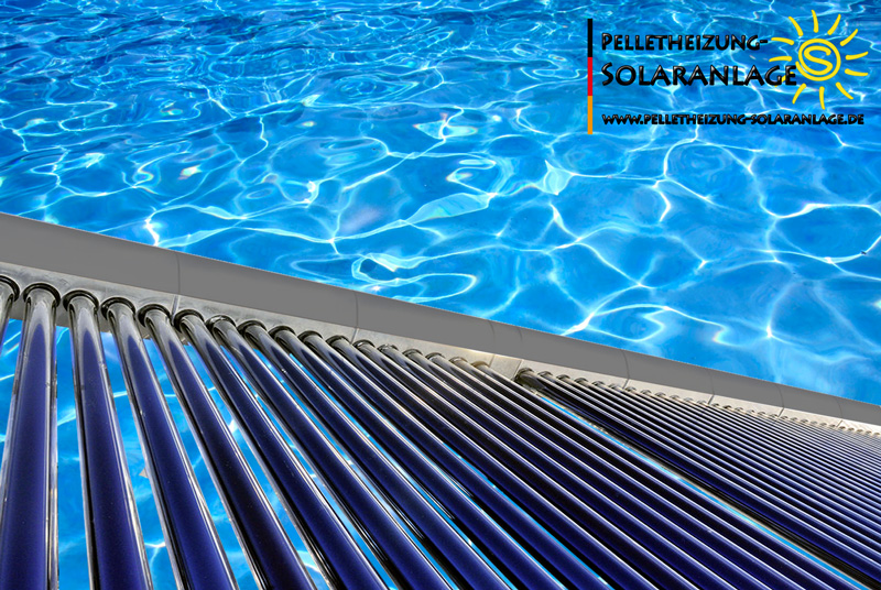 Solarheizung für Schwimmbad & Pool